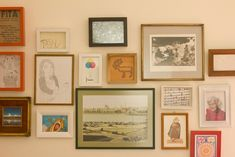 Interiores #121: La propia – Casa Chaucha My Room, Boho Decor, Gallery Wall, House Design, Frames, Ribbons, Tv Wall Hanging, Interiors, Colors