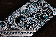 Мехенди Акрилом | Мастерская по росписи и декору Henna Phone Case, Mobile Cases, Dot Painting, Hamsa, Dots, Pattern, Zentangles, Crafts, Design Ideas