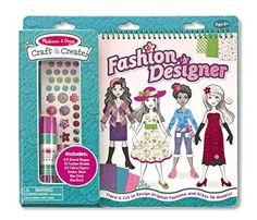 GiftHead - Craft and Create Fashion Designer Kit