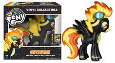 My Little Pony POP! Vinyl-Figure Spitfire SDCC Exclusive 15 cm