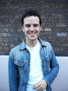 Andrew Scott (born October 21, 1976) is an Irish film, television, and stage actor. - Read more: http://en.wikipedia.org/wiki/Andrew_Scott_(actor)