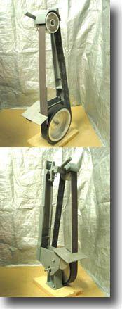 the coote belt grinder