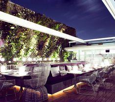 Juvia A legújabb étterme Miami Beach a Herzog & de Meuron, 2012 DesignRulz.com