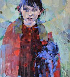 Saatchi Online Artist: Melinda Matyas; Oil, 2010, Painting The Beginning of Memory