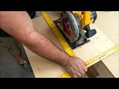 The 10 Minute DIY Table Saw Build - http://www.gottagodoityourself.com/the-10-minute-diy-table-saw-build/