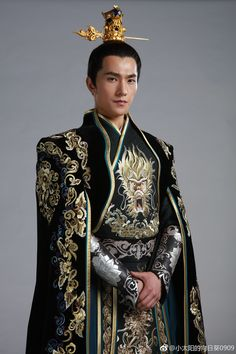 Outfits Inspiration, Mode Inspiration, Chinese Man, Chinese Style, Traditional Fashion, Traditional Outfits, Aya Sophia, Dynasty Clothing, Yang Yang Actor