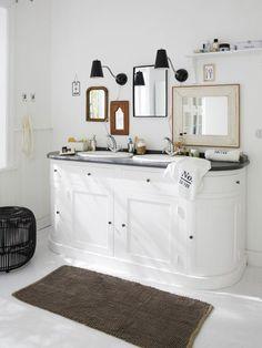 Spiegel, Badezimmer