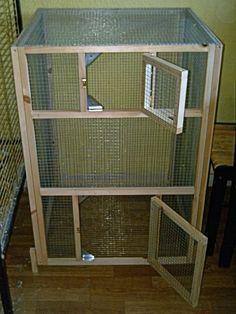 Diy Sugar Glider Cage , Homemade Sugar Glider Cage