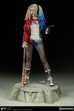 Suicide Squad Premium Format Harley Quinn