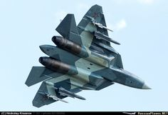 Armed PAK-FA T-50 Russian Stealth fighter – ★ Su-27 Flanker ★