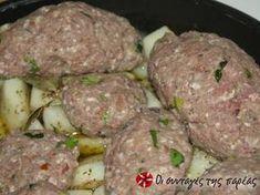 Ατομικά ρολάκια με πατάτες στο φούρνο συνταγή από mariap - Cookpad