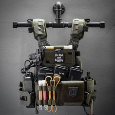 Spotted any difference? Airsoft Sniper, Airsoft Gear, Police Gear, Military Gear, Tactical Equipment, Tactical Gear, Plate Carrier Setup, Battle Belt, Combat Gear