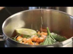 Episódio 71 Salmão - Bolinhos de Salmão com salada de agrião 4:8 - YouTube