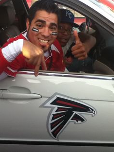 We're not the suits that talk football, we're the dudes that KNOW football! NFL Podcasts, Video shows, breaking news, opinions & analysis. Nfl Fantasy, Mike Smith, Matt Ryan, Falcons, The Past, Birds, Football, Game, Hawks