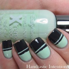 Handtastic Intentions: Work Wear Wednesday: Simple Stripes