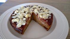 Perentaart #suikervrij #glutenvrij http://dayennefoodblog.com/2014/02/06/perentaart/