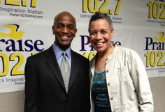 Praise 102.7 Honors Rev. Dr. Virgil Humes As Pastor Of The Month! [VIDEO] | Praise 102.7