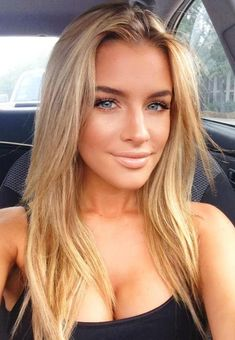Blonde Wigs Lace Hair Brown Wigs Blonde Natural Hair Best Lace Front W – nucleustal Blonde Natural Hair, Beauté Blonde, Natural Hair Styles, Long Hair Styles, Carmel Blonde, Blonde Makeup, Short Blonde, Blonde Color, Hair Colour