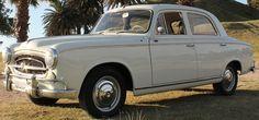 Peugeot 403 año 1962. Estado de exposición. http://www.arcar.org/peugeot-403-60523