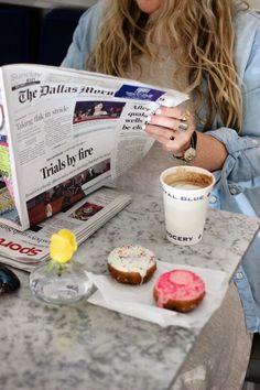 Royal Blue Grocery Dallas Coffee Highland Park - What to do in Dallas