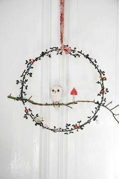 Most Stunning Nordic Christmas Wreaths Christmas Celebrations Scandinavian Christmas Decorations, Nordic Christmas, Noel Christmas, Diy Christmas Ornaments, All Things Christmas, Winter Christmas, Holiday Crafts, Danish Christmas, Classy Christmas