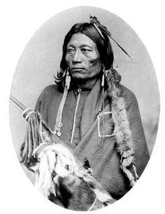 Essa-Queta, Kiowa Apache Chief by William Stinson Soule