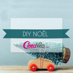 Plein de DIY de Noël ! Idee Diy, Creations, Company Logo, Xmas, Bricolage