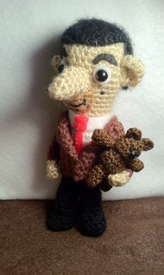 Mr. Bean & Teddy