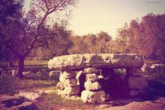 Dolmen in Minervino di Lecce