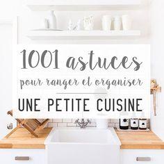 Il y a toujours une étape cruciale : notre premier appartement ! Je vous partage mes conseils pour aménager votre petite cuisine.