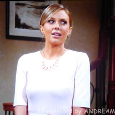 Abby is told by Victoria that she's the new owner of Brash & Sassy, so she won't be going after Abby's job at Newman.........or will she?