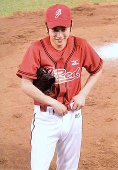 ジャニーズ野球の画像 プリ画像