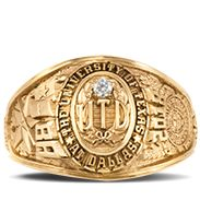 The University Of Texas At Dallas Her Rings