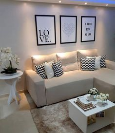 Best Home Decoration Stores Product Home Room Design, Home Design Decor, Home Design Plans, Living Room Designs, Classy Living Room, Living Room Grey, Home Living Room, Small Apartment Interior, First Apartment Decorating