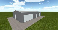 Cool 3D #marketing http://ift.tt/2juLoMx #barn #workshop #greenhouse #garage #roofing #DIY
