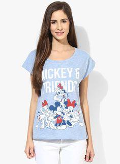 Tops for Women - Buy Women's T-Shirts, Shirts Online