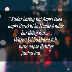 Kadar Shyari Quotes, Desi Quotes, Hurt Quotes, Broken Love Quotes, Meant To Be Quotes, Love Quotes For Him, Secret Love Quotes, Love Quotes Poetry, Some Inspirational Quotes