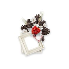 fdidesigns_dear_chocolate_cluster1.png ❤ liked on Polyvore featuring frames, cluster, borders and picture frame