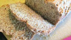 Saftig eltefritt rugbrød - Veganeren Banana Bread, Food And Drink, Gluten Free, Vegan, Baking, Baking Soda, Brot, Glutenfree, Bakken