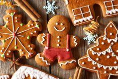 Faça um biscoito de gengibre sem lactose - Vivo Mais Saudável
