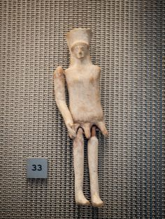 New Acropolis Museum (ancient doll)