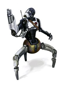 Droid Gotra Soldier