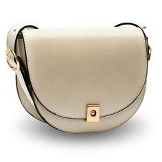 Buy Nude Cross Body Shoulder Bag from La Mac. Saddle Bags, Nude, Shoulder Bag, Cross Body, Stuff To Buy, Shoulder Bags