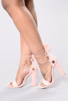 7026e489c90 Perfect Illusion Heel - Rust Pink. Pink High Heels ...