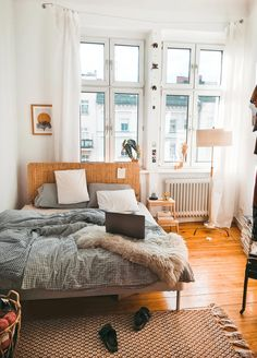 The secret of the room of wishes - fridlaa - Interior - Schlafzimmer Ideen - Apartment Decor Home Bedroom, Bedroom Decor, Bedroom Ideas, Bedroom Designs, Modern Bedroom, Master Bedroom, Home And Deco, My New Room, My Room