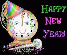 Animated Happy New Year | ANIMATED HAPPY NEW YEAR