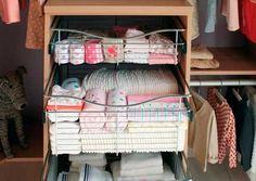 Recicla, ordena y decora tu armario y cajones con estos increíbles trucos de organización que facilitarán tu vida.