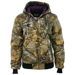 8edfdd3b97fcd Perfect for hunting season, check out our brand new Walls Legend Women's Insulated  Hooded Jacket