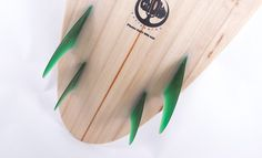 Salted Boards | Grown Surfboards, made from recycled timber #surfboards #wood #timber #recycled #surf #Australia