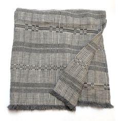 Swea Jacquard Throw 55x70 Gray, $169, now featured on Fab.